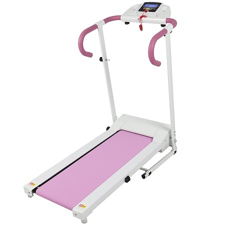 Best Choice Products Pink Treadmill