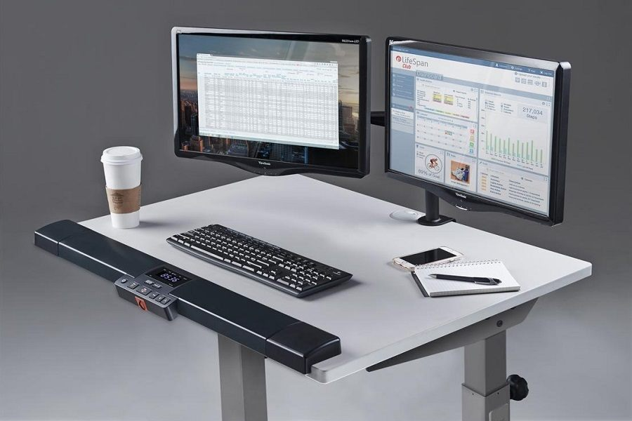 LifeSpan TR1200-DT5 Treadmill Desk Review