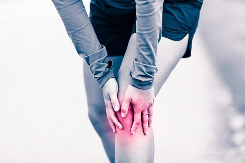 Having Pain in a Knee