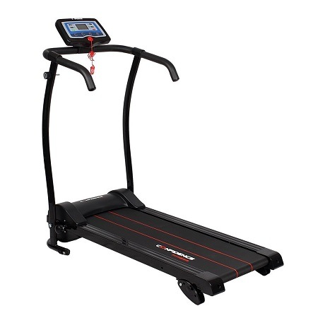 Confidence Power Trac Pro 735W Electric Motorised Treadmill On White Surface