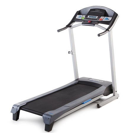 Weslo Cadence R 5.2 Treadmill On White Surface