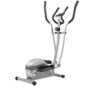 compact magnetic elliptical machine trainer image